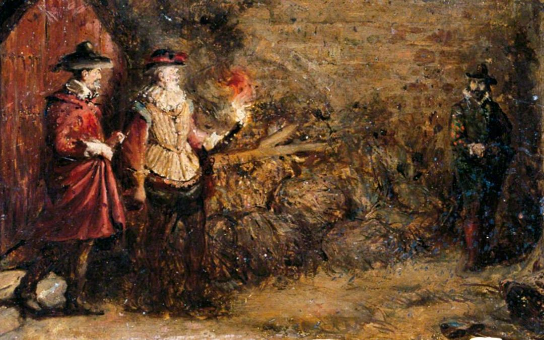 Guy Fawkes: The Man Behind The Mask