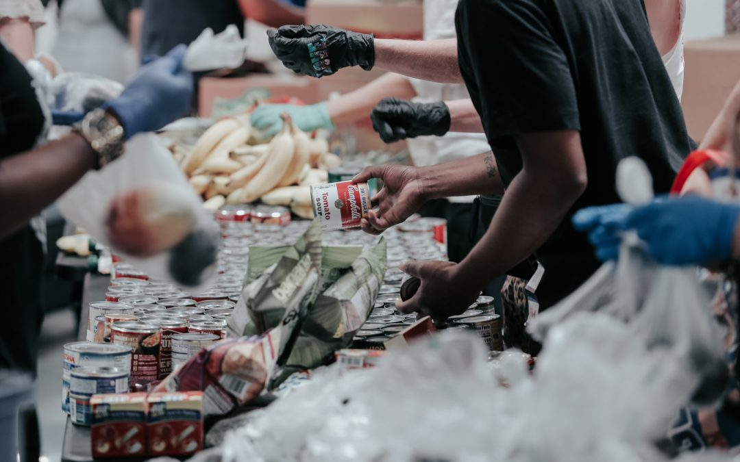 Food4Good KCL: The Student-Led Food Waste Project Distributing Unsold Items to Those in Need