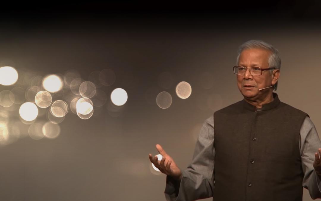 Muhammad Yunus: Father of Microfinancing