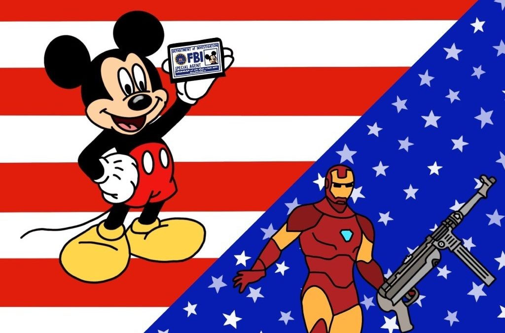 Disney and the US Department of Defense – weaponising streaming