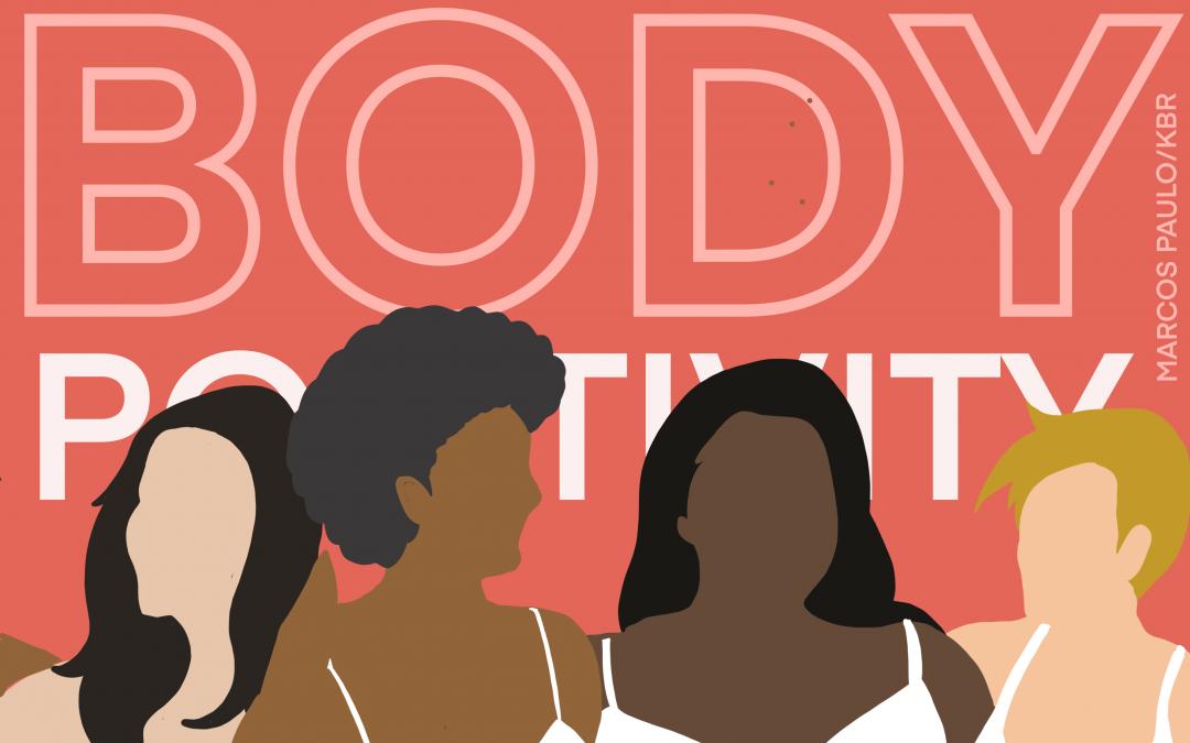 A body-positive #hotgirlsummer