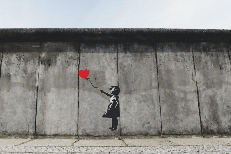 London's Art Scene – The Art of Banksy
